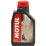 MOTUL 510 2T Low-smoke 1ltr